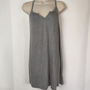 NWOT Project social  T tee shirt dress gray large